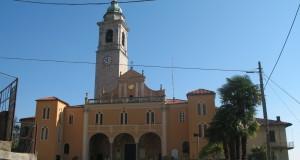 chiesa San Fabiano e Sebastiano di Pettinengo