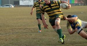 BRC - Davide Coda Zabetta, rugby