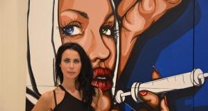 LUCIA FERRARA, artista dell'anno biellese