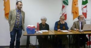 Pd, assemblea provinciale, furia