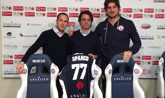 Sparco, angelico